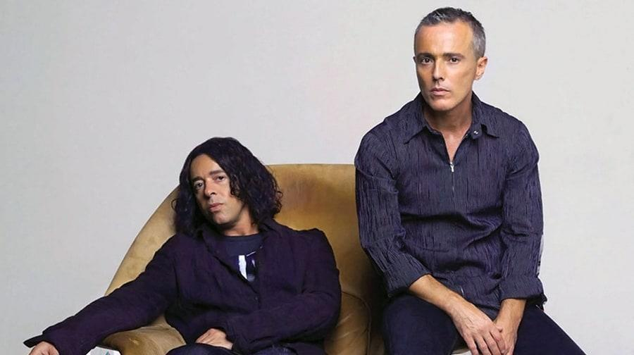 Tears for Fears's Roland Orzabal and Curt Smith (Photo: Universal Music)