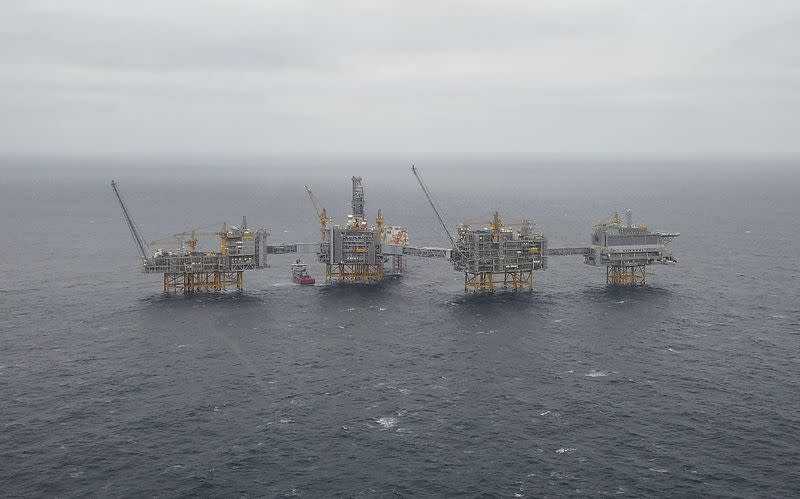 Norway awards 69 oil and gas exploration blocks