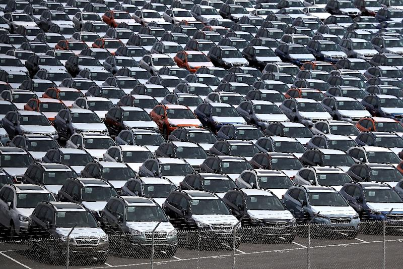 US President Donald Trump has threatened to impose 25 percent punitive duties on automobiles, which has worried the European Union and Japan in particular, as well as Mexico and Canada -- but will hold off for up to six months while talks continue