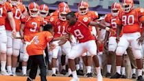 """<p>Inspired by a true story, this Disney drama is for the older kid set. When things at home get tough, a little brother goes to live with his older brother, who just happens to be a football player at Clemson University. The message: The strength of family will build an unstoppable team.</p><p><a class=""""link rapid-noclick-resp"""" href=""""https://go.redirectingat.com?id=74968X1596630&url=https%3A%2F%2Fwww.disneyplus.com%2Fmovies%2Fsafety%2F60yXP18CCjFo&sref=https%3A%2F%2Fwww.countryliving.com%2Flife%2Fentertainment%2Fg30875475%2Fkids-movies-disney-plus%2F"""" rel=""""nofollow noopener"""" target=""""_blank"""" data-ylk=""""slk:STREAM NOW"""">STREAM NOW</a></p>"""