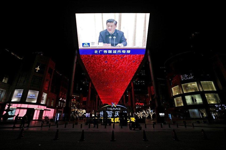 Xi Jinping is keen for the Communist Party to maintain control of cyberspace. Photo: Reuters