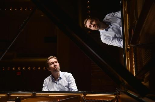 Norwegian virtuoso Leif Ove Andsnes, seen here at the piano in Lincoln Center's David Geffen Hall May 2, 2018, tackles Chopin's famous Ballades in his latest CD