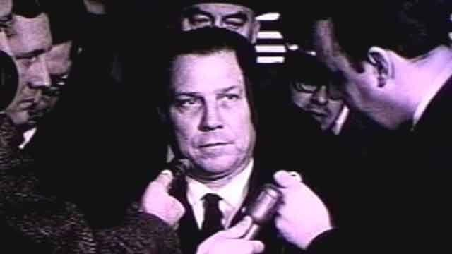 Jimmy Hoffa's remains found in Michigan?