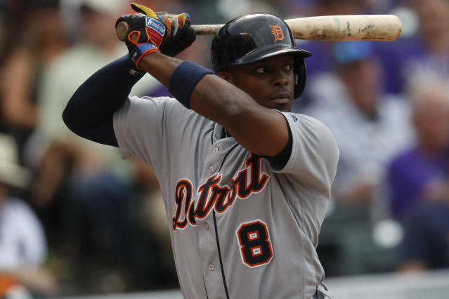 Justin Upton is reportedly heading to the Angels. (AP)