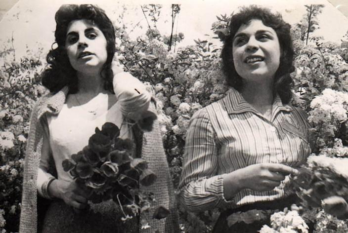 life in iran before the revolution, 1970s, family photo album