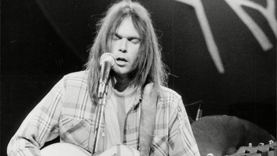 Mandatory Credit: Photo by ANL/Shutterstock (1487204a)Singer / Musician Neil Young Of Pop Group Crosby Stills & Nash Singer / Musician Neil Young Of Pop Group Crosby Stills & Nash.