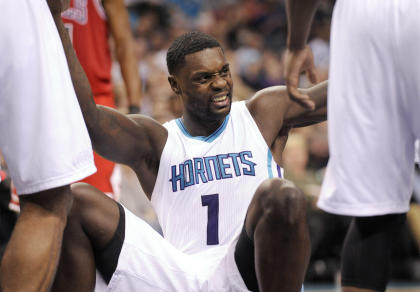 Lance Stephenson is averaging 10.4 points and 7.2 rebounds this season. (USA Today)