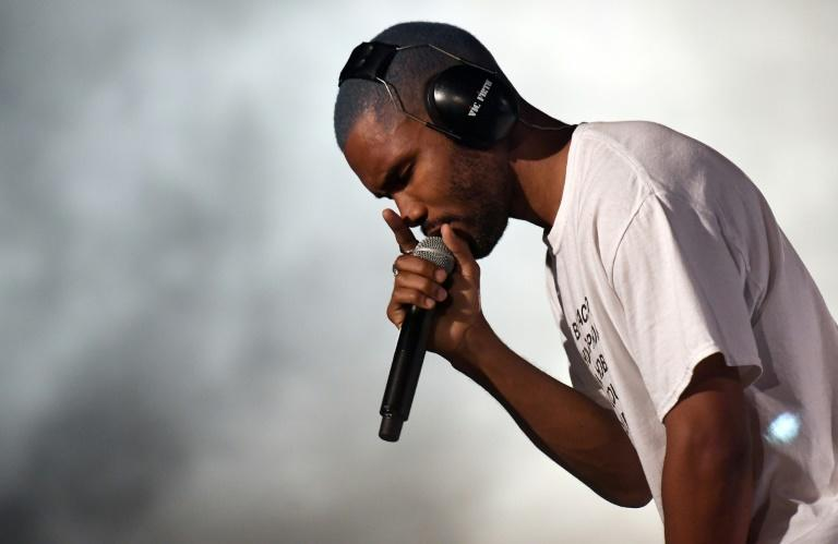 Frank Ocean headlines the first day of the Panorama Music Festival on New York City's Randall's Island