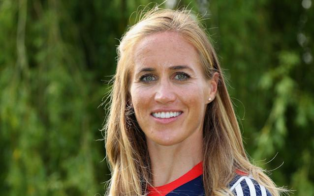 <span>Helen Glover is considering whether to go for gold again</span> <span>Credit: Getty Images </span>