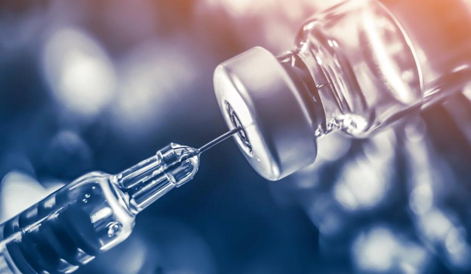 Youth New World vice-chairman Charles Tang Wing-yiu called on the government to be more transparent in its vaccination scheme to address people's concerns. Photo: Shutterstock