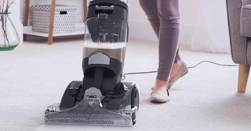Transform your carpets with this top-rated carpet cleaner. (Vax/ John Lewis)