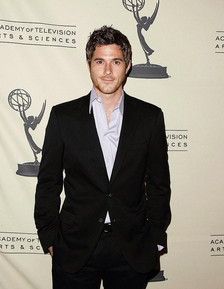 """Dave Annable is simply adorable when he doesn't manscape. Mathew Imaging/<a href=""""http://www.wireimage.com"""" target=""""new"""">WireImage.com</a> - April 28, 2008"""