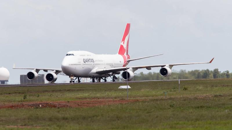 The second flight evacuating Australians and some Pacific Islanders from Wuhan has landed in Darwin