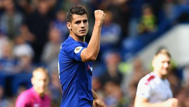 <p><strong>1 goal, 1 assist</strong></p> <br><p>On as an opening day substitute for his Premier League debut, Chelsea striker Alvaro Morata had scored his first goal and managed a maiden assist within that half hour cameo.</p> <br><p>It was his well placed header that gave the champions slim hope against Burnley, while his flick-on was converted by David Luiz in the 3-2 loss. But the Spaniard couldn't add to this tally in either category during Sunday's win over London rivals Tottenham.</p>
