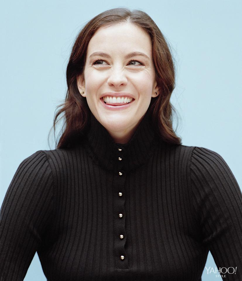 "<p>""Whenever I tell anyone I'm playing a cop, they just start laughing,"" says Liv Tyler of her new role. ""I'm like, I'll show you!""<br /></p><p><i>Stella McCartney Black Refined Ribs Turtleneck Jumper, $1,245, <a href=""http://www.net-a-porter.com/am/Shop/Designers/Stella_McCartney?search_DESIGNER=290&termUsed=Stella+McCartney&keywords=stella&enableAjaxRequest=false&pn=1&npp=60&image_view=product&dScroll=0"">net-a-porter.com</a></i></p>"
