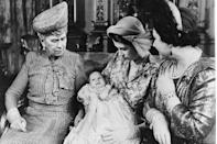 """<p>Queen Elizabeth II breastfed her children, and so did Princess Diana. It's been <a href=""""http://www.eonline.com/news/442368/big-sign-that-prince-george-is-breast-feeding-kate-middleton-bought-a-nursing-dress-and-wants-more"""" rel=""""nofollow noopener"""" target=""""_blank"""" data-ylk=""""slk:reported"""" class=""""link rapid-noclick-resp"""">reported</a> Kate Middleton has done the same, though it's not officially confirmed. </p>"""