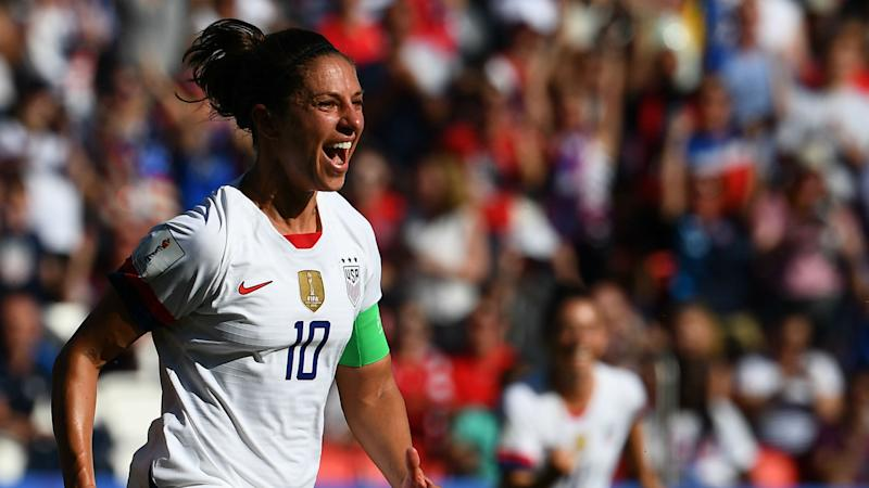 U.S. Soccer Star: Women Could Be Next Wave of NFL Kickers