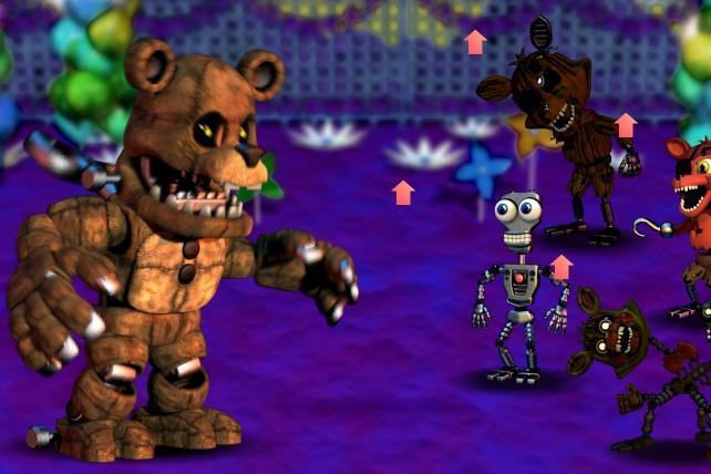 five nights at freddy s finale fnaf world pulled from steam refunds