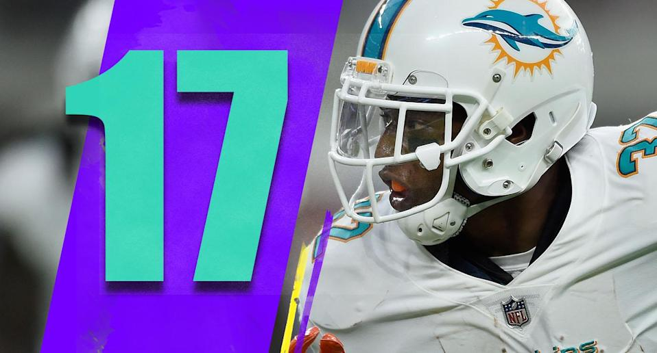 <p>Kenyan Drake had one carry in Sunday's loss to the Vikings. You've read complaints about Drake's usage all season in this space, but it's still as stupefying as ever. (Kenyan Drake) </p>