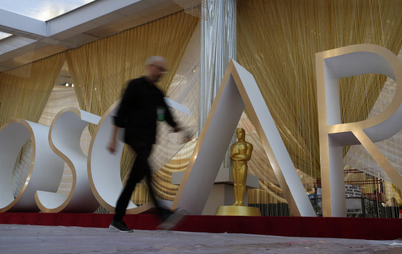 92nd Academy Awards Preparations