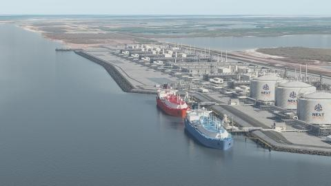 NextDecade Receives FERC Order for Rio Grande LNG Project