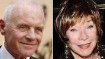"<p>Anthony Hopkins thought the boisterous Shirley MacLaine was overbearing and was constantly annoyed with her while filming 'A Change of Seasons' in 1980. When asked what she was like, he fumed ""she was the most obnoxious actress I have ever worked with."" Don't sugarcoat it Ant!</p>"