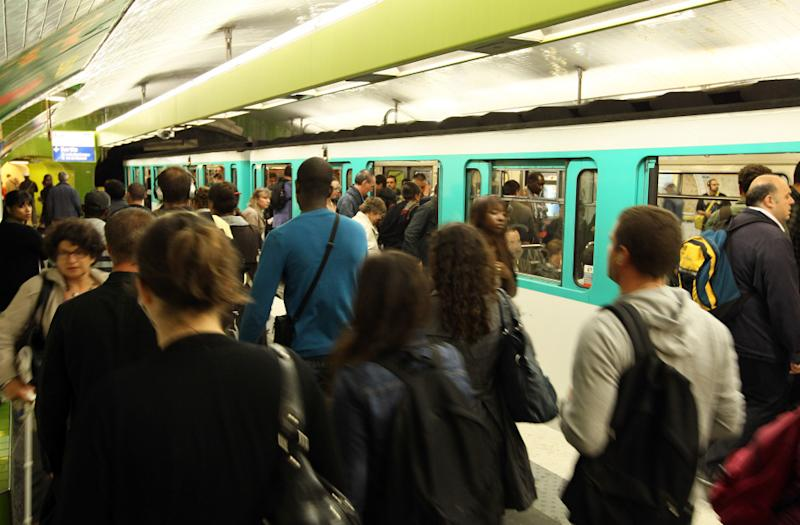 Pollution: l'air du métro encore plus irrespirable que l'air extérieur