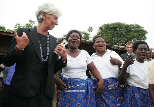 IMF chief praises Malawi reforms for economic recovery