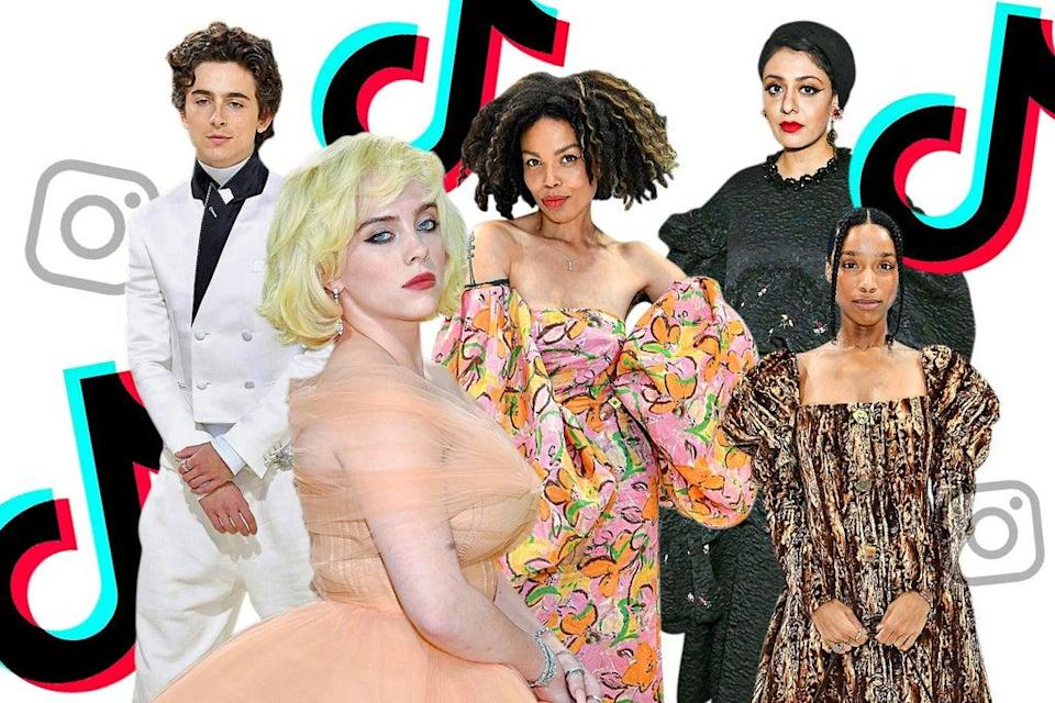 (The new fashion royalty to know )