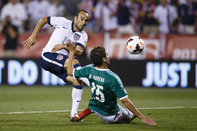 Donovan completes long road back to World Cup