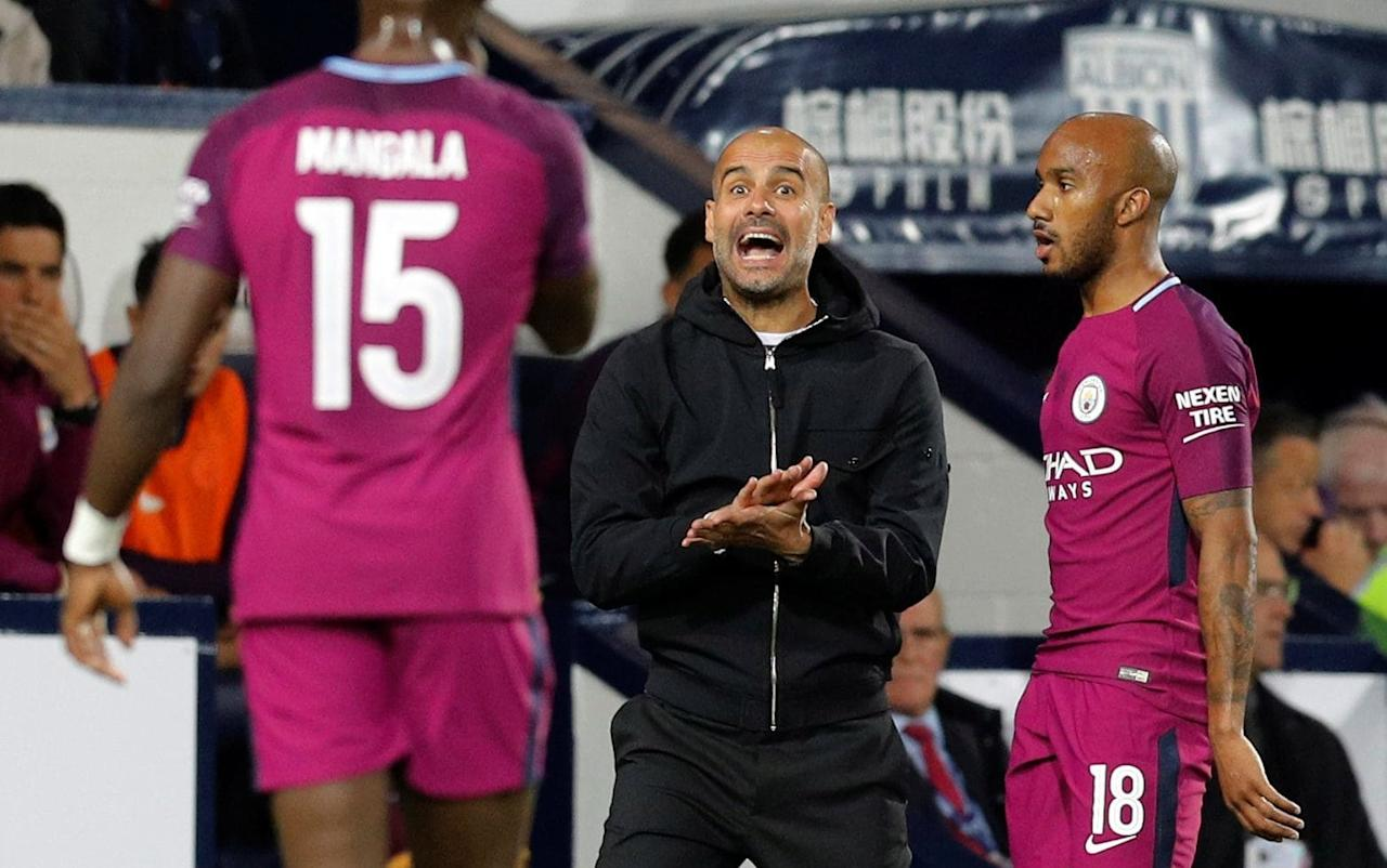 "Manchester City manager Pep Guardiola believes English clubs might be better without the ""wasted energy"" of a League Cup campaign. The Spaniard echoed the view expressed by United counterpart Jose Mourinho on Wednesday, when the Portuguese suggested the domestic game could perhaps ""survive or even be better without this competition"", which United won last season. Guardiola, like most managers, made major changes for the midweek cup win over West Brom and is poised to switch back to a first-choice XI for the visit of Crystal Palace in the Premier League on Saturday. There were eight alterations to the team sheet for the game against the Baggies compared to the team which thrashed Watford last weekend, with City facing a hectic schedule which includes games against Shakhtar Donetsk and Chelsea before the end of the month. ""Business is business, but we have a lot of games,"" Guardiola said at a press conference on Friday ahead of the Palace match. City lost Ilkay Gundogan to injury on Wednesday Credit: Reuters ""If you have to play the competition you have to play the competition, but it is a title that when you win it is okay, but after that people don't give too much credit. ""You don't promote to go to international competitions. The prize is good when you win another one, but you waste a lot of energy. ""You can't imagine going to play Tony Pulis teams at West Bromwich Albion, play 90 minutes there in those conditions, and then after three or four hours - bus, come back, three days later Crystal Palace, three days later Shakhtar Donetsk, three or four days later Stamford Bridge. ""For the managers it is a lot of wasted energy, but we knew that before, so it is not a complaint in those terms. If we have to play we have to play."" Which Premier League captains were born closest to their club? However, the League Cup remains ""very important"" for teams like Stoke, according to their manager Mark Hughes. The Potters boss made six changes to his team for the trip to Bristol City and lost 2-0 to the Sky Bet Championship club. Hughes, though, feels the competition is still a worthwhile one to those teams outside of the very biggest Premier League teamse. ""I think (Mourinho) is just talking in terms of their ambitions,"" Hughes said. Mark Hughes would love to still be in the League Cup Credit: PA ""Obviously, their priority is the Champions League, because it is huge for them, and the Premier League. So I am sure they view the League Cup as a hindrance, but we certainly don't. ""We would love to be involved still, but unfortunately we are going to have to wait another year. ""I think he is just talking in terms of his group of players, his club and their priorities, and I can see why he said it, but for the rest of us, it is an opportunity to win a trophy, and that is very important."""