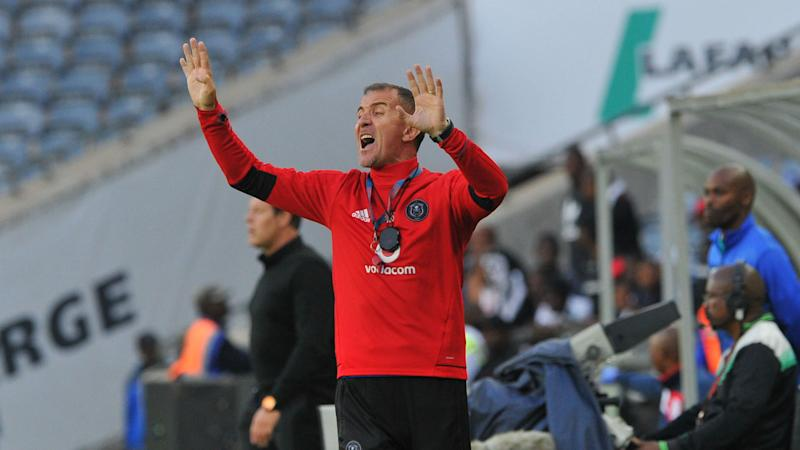 Milutin Sredojevic: Orlando Pirates players hit by debilitating virus ahead of second-leg clash with African Stars