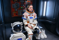 <p>In this sweeping space drama, Hilary Swank stars as Emma Green, a formidable NASA commander embarking on a dangerous and unprecedented years-long mission to Mars, leaving behind her ailing husband (<em>The Good Wife</em>'s Josh Charles) and teenage daughter. Leaving the planet for three years admittedly sounds pretty enviable right now, but Emma has to contend with mutinous crew members, life-threatening technical disasters, and a pressure-cooker environment as the international crew members try to figure out how to coexist.</p><p><strong>September 4</strong></p>