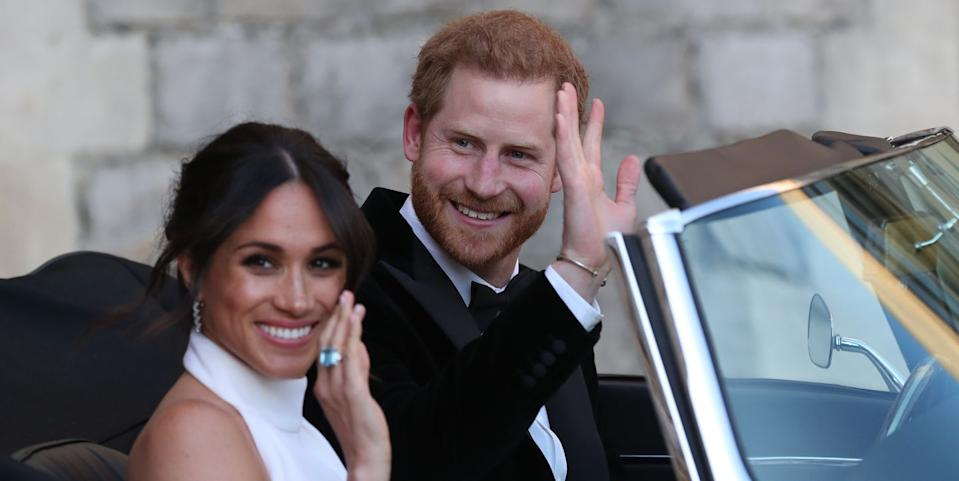 Prince Harry & Meghan Meghan to leave Kensington Palace together?