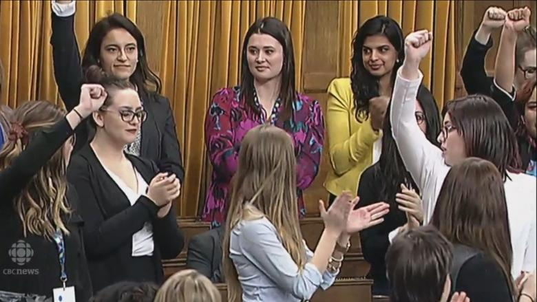 Muslim University of Alberta student denounces Islamophobia in House of Commons speech