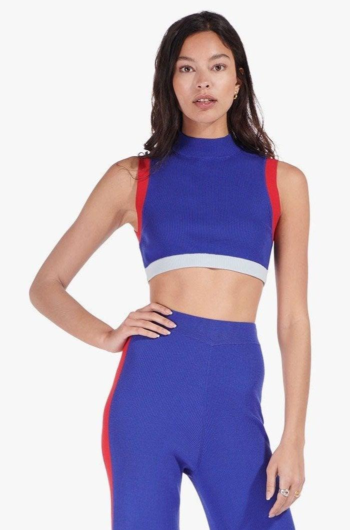 <p>Go for a bright pop of color with the <span>Diamond Top</span> ($195).</p>