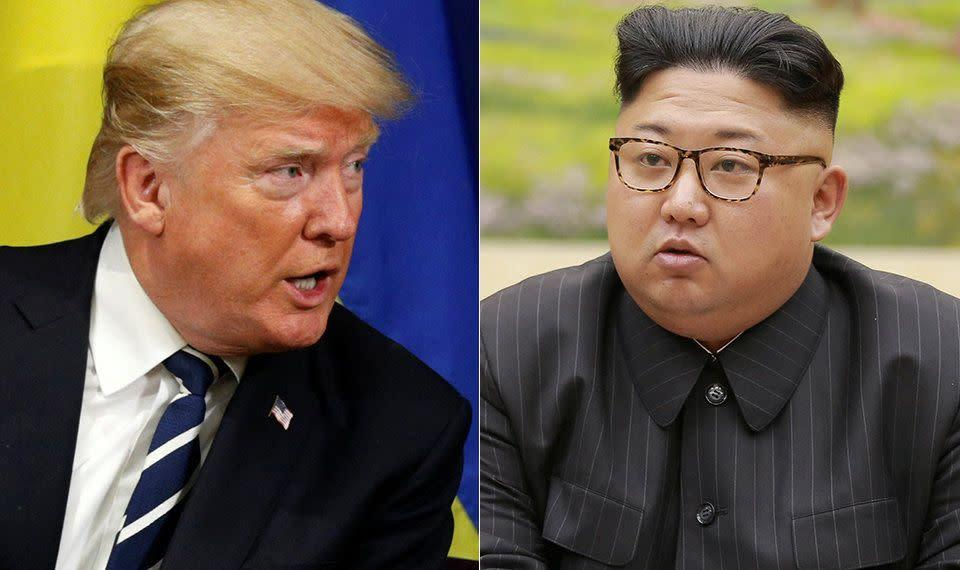 "President Donald Trump's taunts and insults directed at North Korean leader Kim Jong Un ""create an incentive for the North Koreans to stage provocations to show him up,"" a nuclear nonproliferation expert said. (Photo: Reuters)"