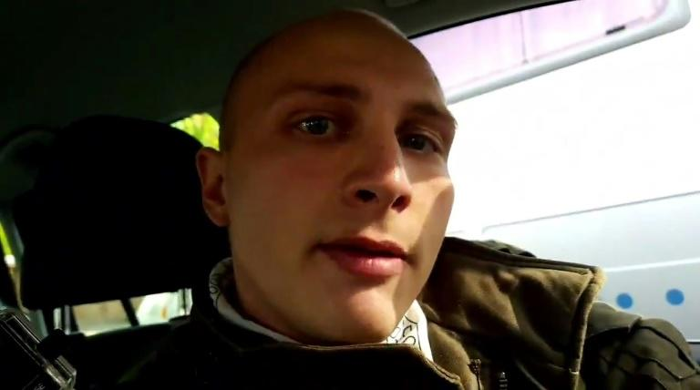 The Halle shooter livestreamed the attack and also uploaded an anti-Semitic 'manifesto' (AFP Photo/Handout)