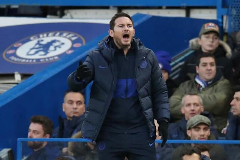 Frank Lampard Focused on Finishing Third Rather than Crowning Liverpool
