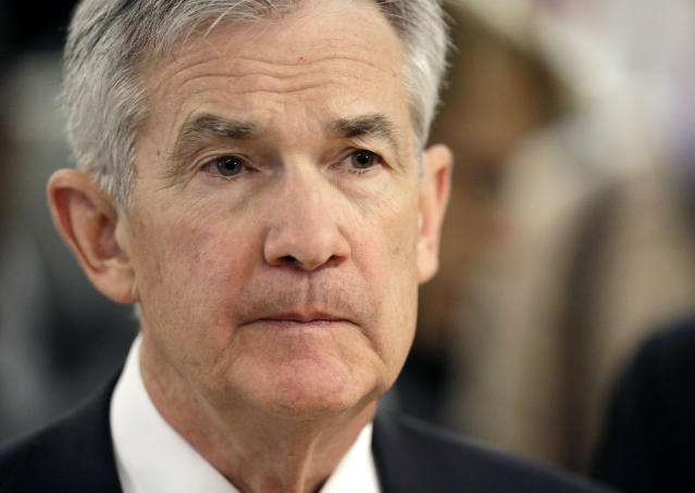 Investors are eagerly awaiting the updated economic forecasts the Fed will issue when its meeting ends Wednesday, June 13. (AP Photo/Charles Rex Arbogast)