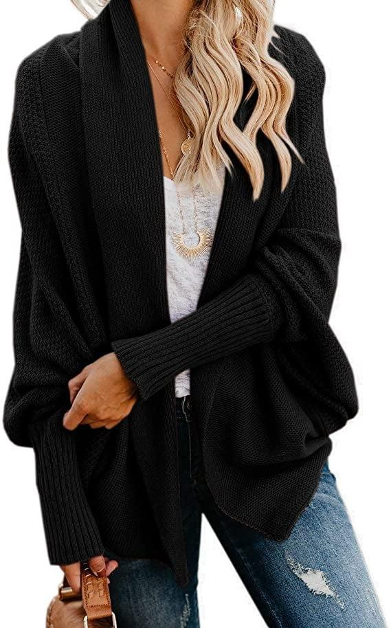 <p><span>Imily Batwing Cable Knitted Cardigan</span> ($35, originally $41)</p>