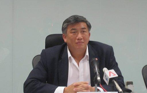 SSC CEO Lim Teck Yin confirms the termination of the project delivery agreement with SG Changi. (Yahoo! file photo)