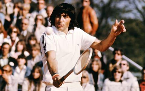 <span>Ilie Nastase clashed with McEnroe back in 1979</span> <span>Credit: Getty Images </span>