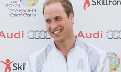 Royal Baby: William Escapes Nappies For Polo