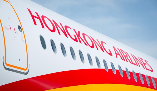 The financial fragility of Hong Kong Airlines has been exposed by the civil unrest sweeping the city. Photo: Airbus