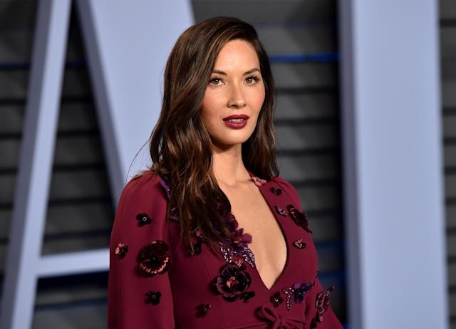 Olivia Munn has harsh words for Meghan Markle's half-sister, Samantha. (Photo: John Shearer/Getty Images)