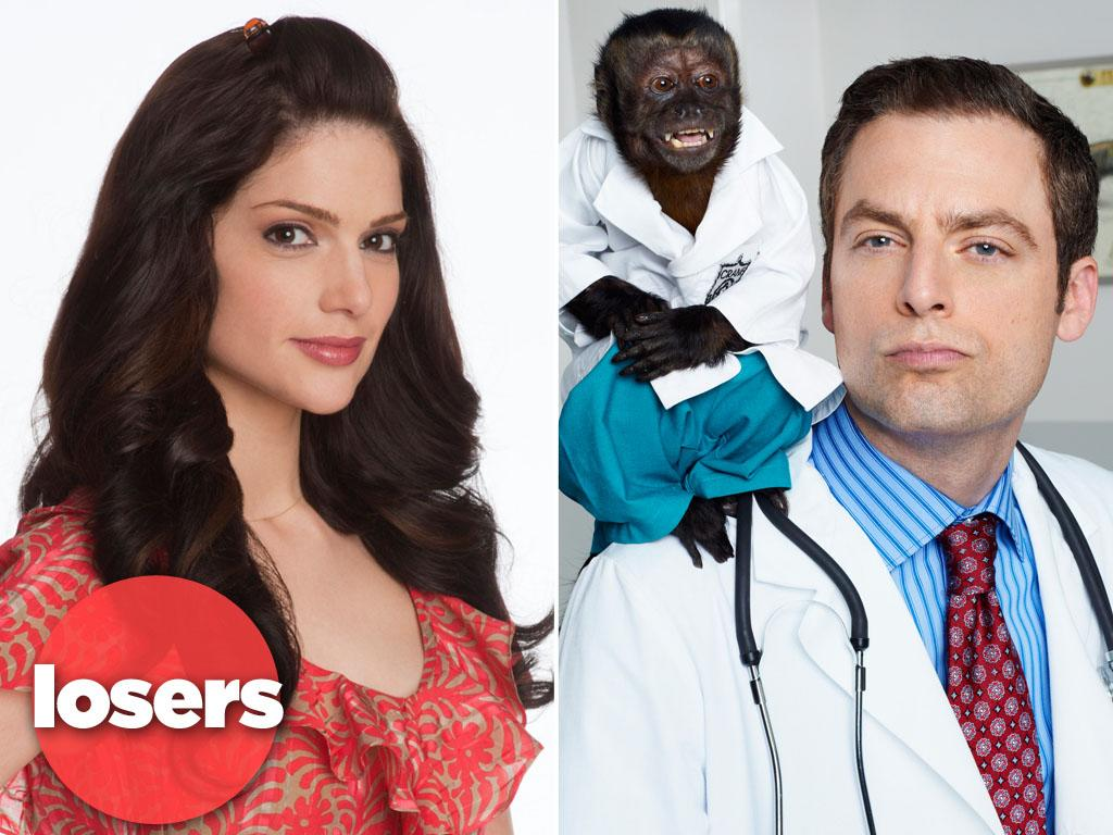 """Fall TV Winners & Losers - """"Made in Jersey"""" & """"Animal Practice"""""""