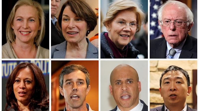 Here's How The 2020 Candidates Rate On Climate
