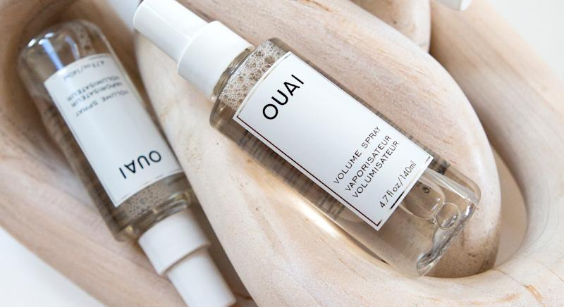 Ouai's bestselling Volume Spray is now available to buy in the UK [Photo: Ouai]