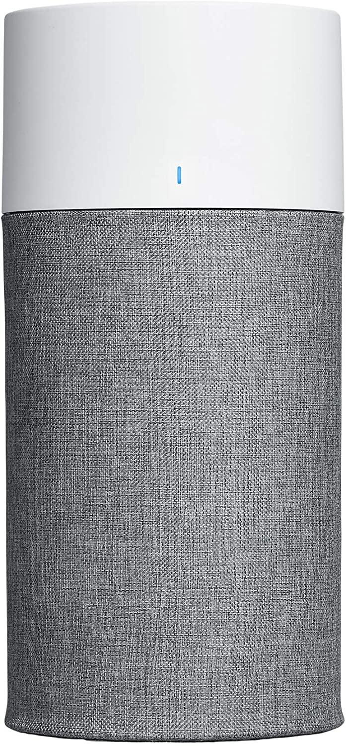 <p>If you're looking for something for the bedroom, then try the <span>Blueair Blue Pure 411 Air Purifier</span> ($140). It's great for spaces up to 190 square feet. Plus, this model is one of the brand's newer, smarter options that features technology that senses the air for you. This way it knows what speed and efficiency to work at without you even having to adjust it.</p>
